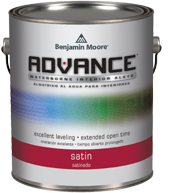 Advanced Paint By By Benjamin Moore