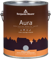 Aura Outdoor Paint By By Benjamin Moore