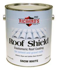 Roof Shield Vinyl Acrylic Roof Paint